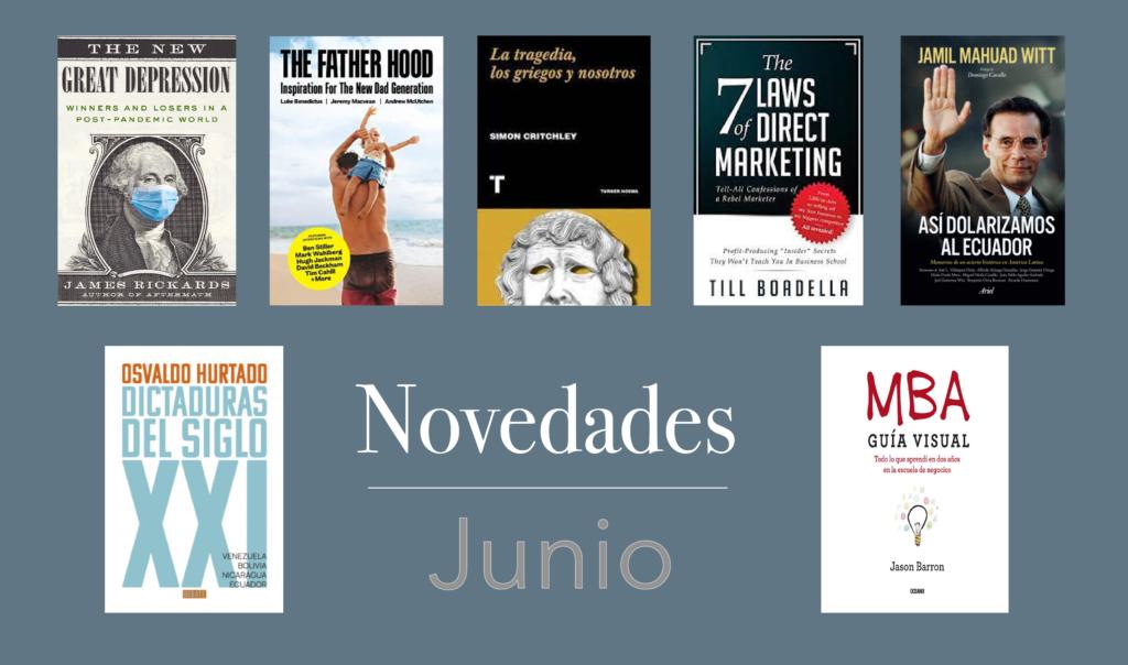 NOVEDADES-JUNIO